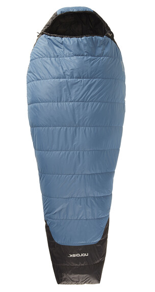 Nordisk Canute +10° Sleeping Bag XL real teal/black